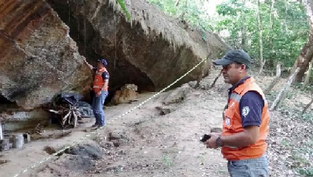 Barulho de foguetes pode ter causado a tragédia em Santa Maria do Tocantins