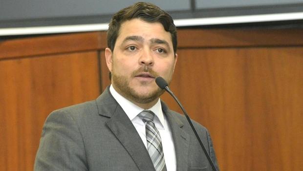Deputado estadual Henrique Arantes, filho do deputado federal Jovair Arantes | Marcos Kennedy