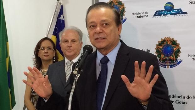 Deputado federal Jovair Arantes | Foto: Larissa Quixabeira