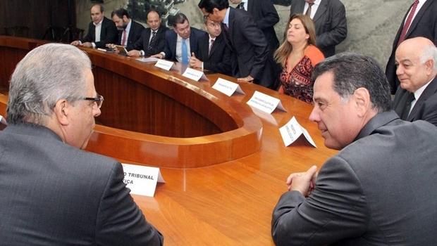 Divulgação/Gabinete de Imprensa