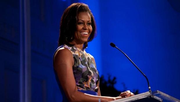 Michelle Obama, mulher de Barack Obama, revela que tem depressão