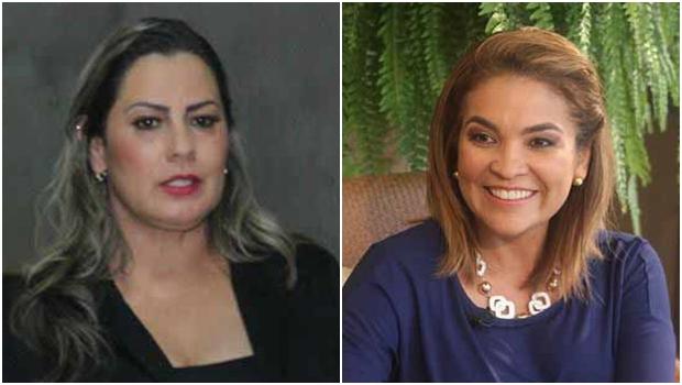 Duelo das amazonas em Senador Canedo: Izaura Cardoso contra Laudenir Lemes