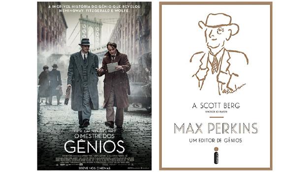 Filme e livro ressaltam relação produtiva entre o escritor Thomas Wolfe e o editor Max Perkins