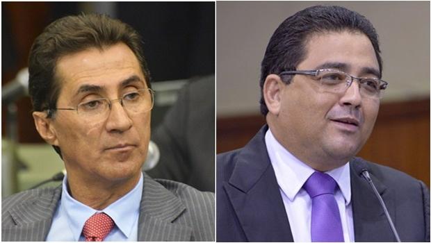 Chiquinho Oliveira diz que Marconi Perillo o confirmou como líder do governo na Assembleia