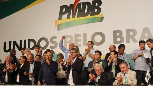 Convenção deve confirmar mudança de nome do PMDB, que voltará a se chamar MDB