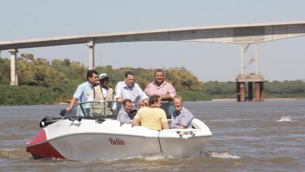 Ponte de Cocalinho será entregue no início de 2017