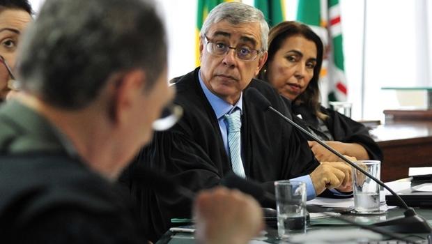 Presidente eleito Gilberto Marques Filho | Foto: Aline Caetano/TJGO