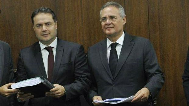 Pai de governador, Calheiros sugere que Temer divida multas da repatriação com estados