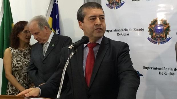 Ministro do Trabalho, Ronaldo Nogueira | Foto: Larissa Quixabeira