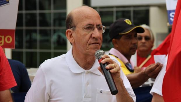 Rubens Otoni diz que não apoiará Maia, que considera candidato do presidente Bolsonaro