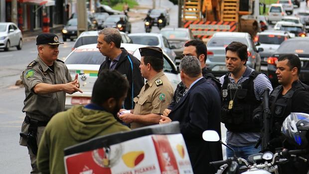 Índices de criminalidade têm queda geral em outubro