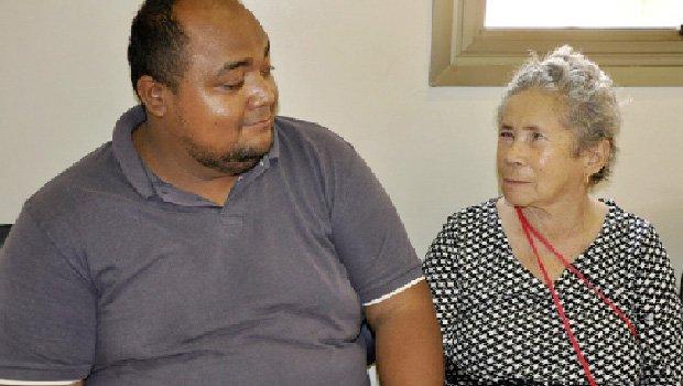 Nelzir Silva e dona Raimunda Pereira: cirurgia de transplante de córnea foi sucesso e é marco na saúde no Estado