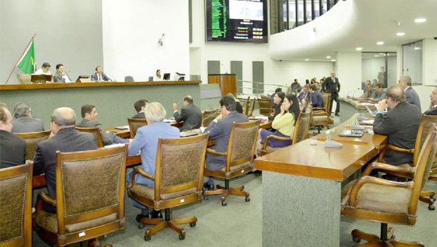 Deputados votam matérias para fechamento do ano legislativo no Tocantins: PPA, LDO e LOA aprovados