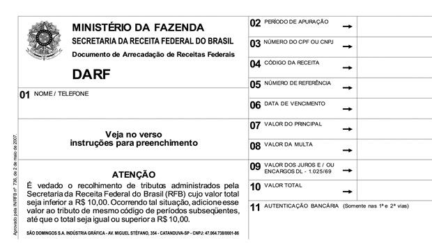 Paço denuncia documento de arrecadação falso em nome da prefeitura