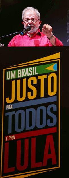 Existiram aqueles, no entanto, que se mantiveram distantes das paixões ideológicas e viram o infortúnio de Lula por um prisma totalmente diferente   Foto: Filipe Araújo