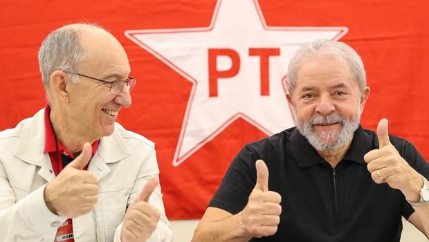 Resultado de imagem para lula presidente do pt
