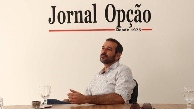 Saúde e IPTU são os maiores desafios de Goianésia, avalia prefeito eleito   Foto: Bruna Aidar / Jornal Opção