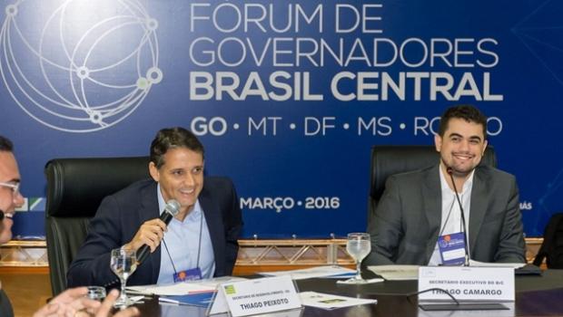 Thiago Camargo deixa Superintendência-Executiva de Ciência e Tecnologia