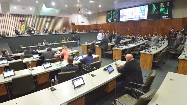 Nova mesa diretora da Assembleia toma posse em 1º de fevereiro
