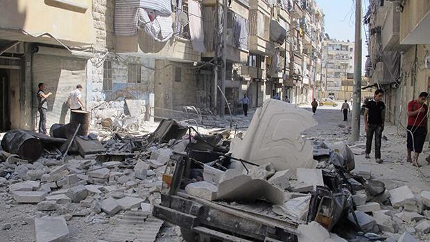 Foto: REUTERS/Obeida Al Naimi
