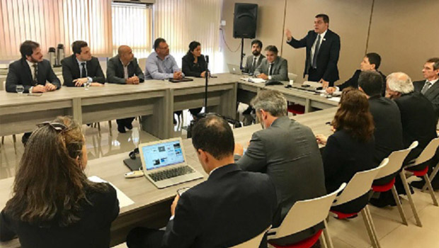 Palmas abre reunião da Frente Nacional de Prefeitos sobre pacto federativo em Brasília
