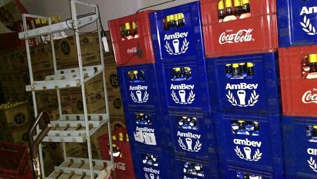 PC desarticula quadrilha especializada em intermediar bebidas roubadas em Goiás
