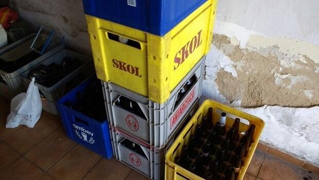 Polícia Civil desarticula esquema de falsificação de cervejas em Goiânia