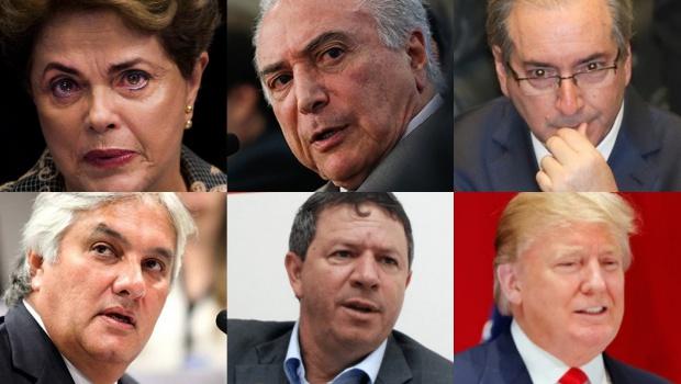 Retrospectiva: Confira os fatos que mais marcaram a política em 2016