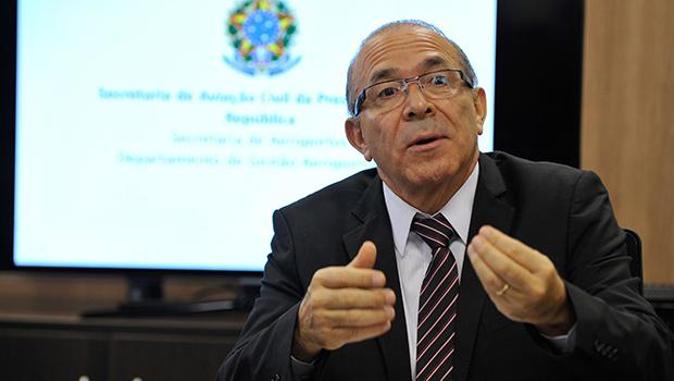 Ministro-chefe da Casa Civil, Eliseu Padilha: reunião com advogado goiano serviu para que fosse alertado a respeito da protelação do Incra   Foto: Elza Fiúza/Agência Brasil