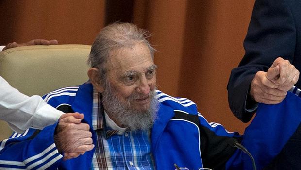 Ditador cubano Fidel Castro, que morreu aos 90 anos de idade: legado de pobreza e opressão ao povo de seu país | Foto: Agência Efe