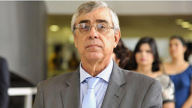Desembargador Gilberto Marques Filho | Foto: Fernando Leite/Jornal Opção