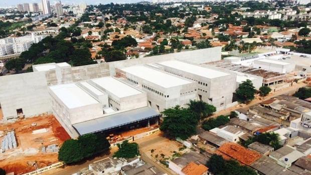Obras do Hospital do Servidor Público estão 80% concluídas