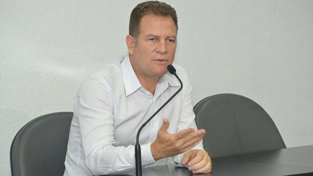 Deputado afirmou que gostaria de ter participado das reuniões enquanto vice   Foto: Marcos Kennedy