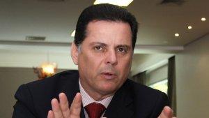 Marconi Perillo, governador de Goiás: em 2014, contrariando até aliados, fez um ajuste fiscal rigoroso, o que impediu o desastre econômico. Agora, o tucano faz um pacote pra viabilizar o crescimento do Estado | Foto: André Saddi