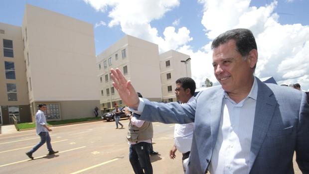 Marconi apresenta Goiás na Frente Habitação, com investimento inicial de R$ 607 milhões