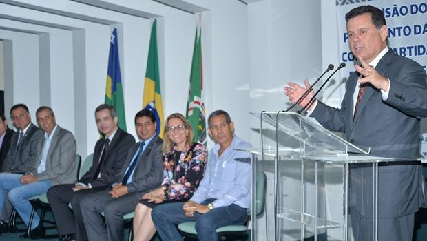 Governo estadual quita repasses da Saúde a municípios