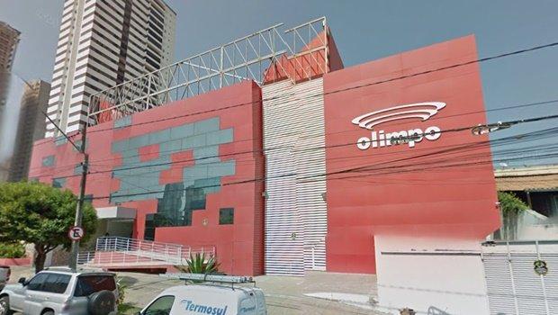 Maior mensalidade encontrada foi a do Colégio Olimpo, que chega a cobrar R$ 2.144,00 dos alunos    Foto: Reprodução/ Google Earth