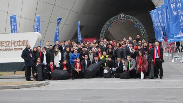 Sinfônica Jovem de Goiás faz concerto oficial de Ano Novo na China
