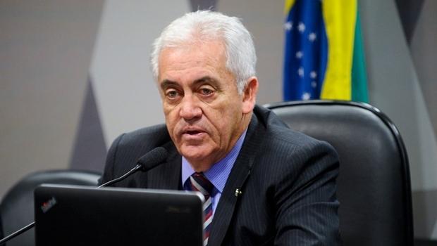 O relator, senador Otto Alencar (PSD-BA), é favorável à matéria, por atender a demanda da sociedade por investimentos em serviços de banda larga | Marcos Oliveira/Agência Senado