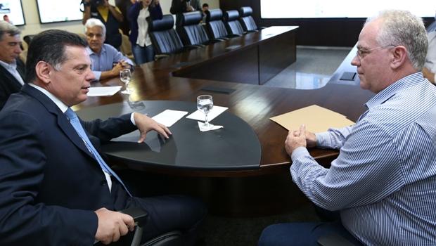Paulo do Vale, prefeito eleito de Rio Verde, diz que manter bom relacionamento com Marconi