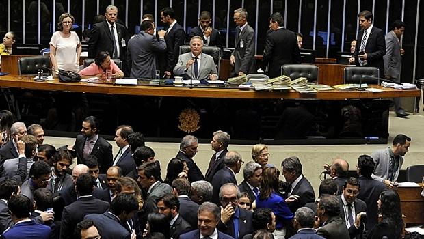 Votação foi realizada na noite desta quinta-feira (15) | Foto: Luis Macedo / Câmara dos Deputados