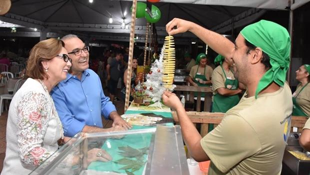 Festival Gastronômico tem início em Trindade com extensa programação