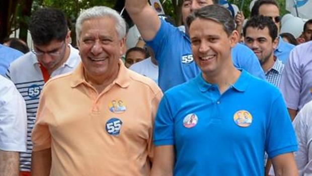Thiago Peixoto sugere que PSD vai permanecer sob o comando de Vilmar Rocha