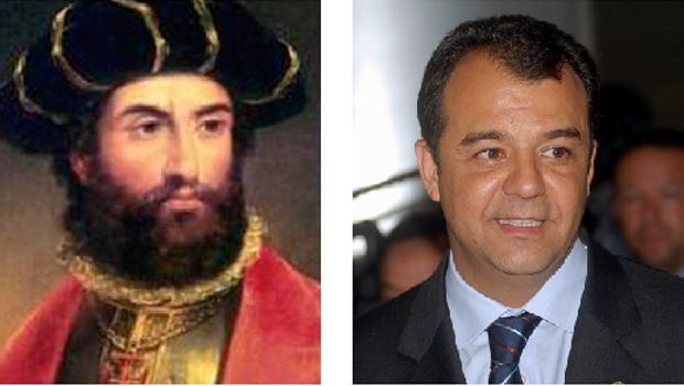 O primeiro Cabral descobriu o Brasil e o último Cabral ajudou a afundar o Brasil