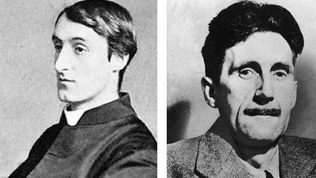 Poema de Gerard Manley Hopkins que George Orwell recitava durante a Guerra Civil Espanhola