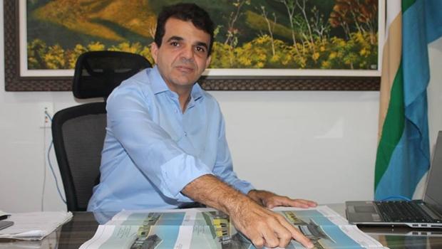 Prefeito de São Felix confirma candidatura à presidência da ATM