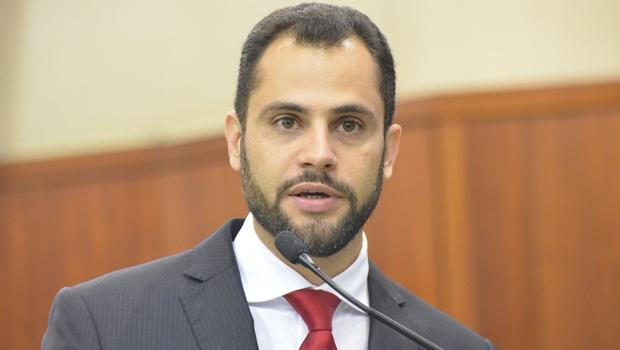Simeyzon Silveira diz que PSD tem candidato e não pleiteia vice de Maguito em Goiânia