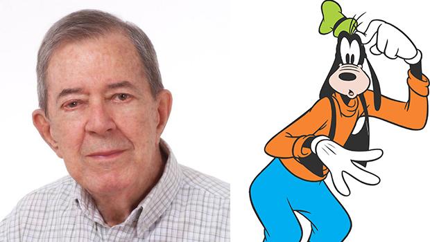 Morre o dublador do Pateta, personagem Disney, noBrasil