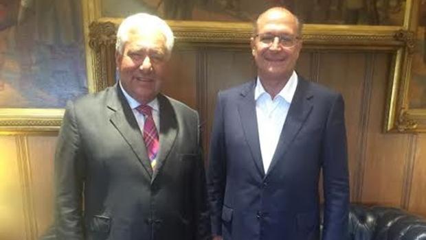 Vilmar Rocha deve ser um dos coordenadores da campanha de Alckmin no país ou no Centro-Oeste