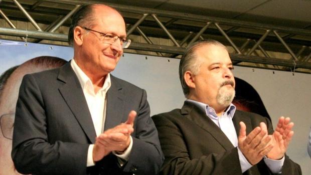 Presidente do PHS aposta que o PSDB vai bancar Geraldo Alckmin para presidente
